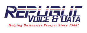 Republic Voice & Data Logo
